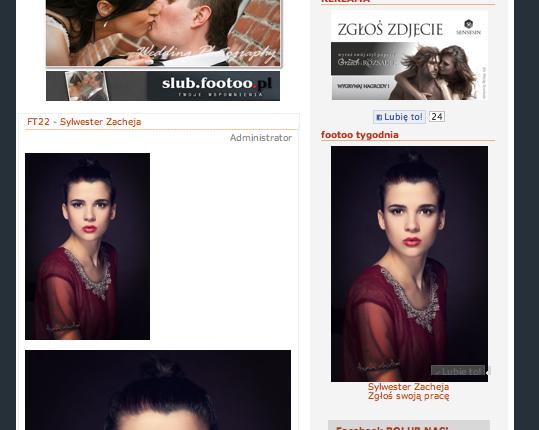 Zdjęcie tygodnia na footoo.pl