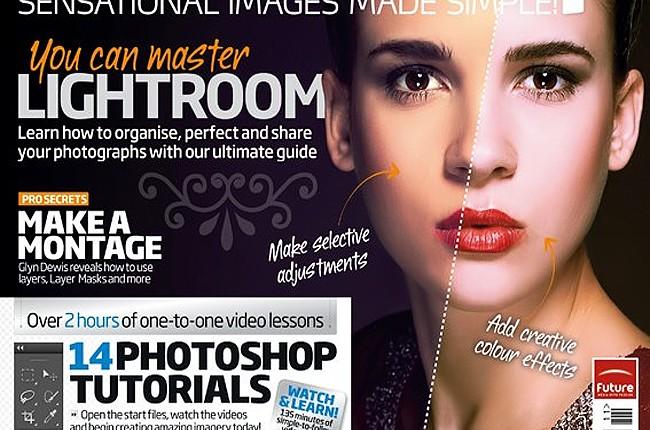Publikacja w Practical Photoshop