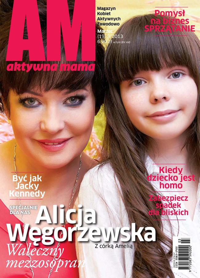 Alicja Węgorzewska, Aktywna Mama, Monika Butryn, Sylwester Zacheja