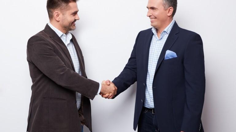 Sesja biznesowa w 2C Partners S.A.