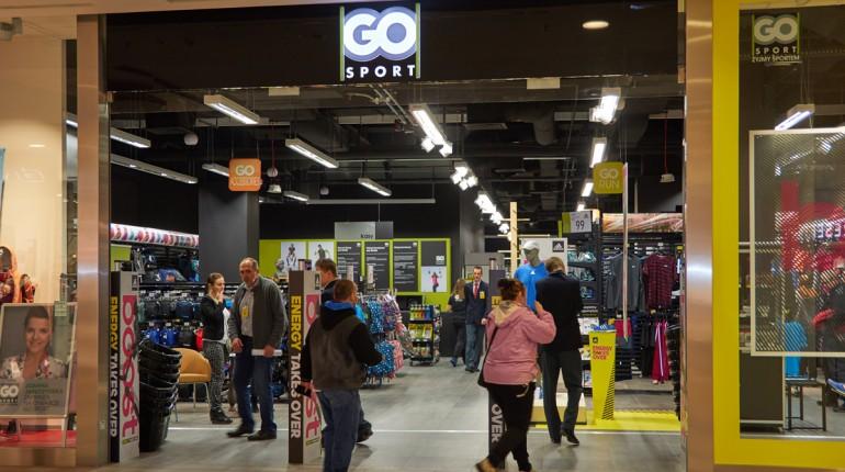 Otwarcie sklepu Go Sport w Elblągu